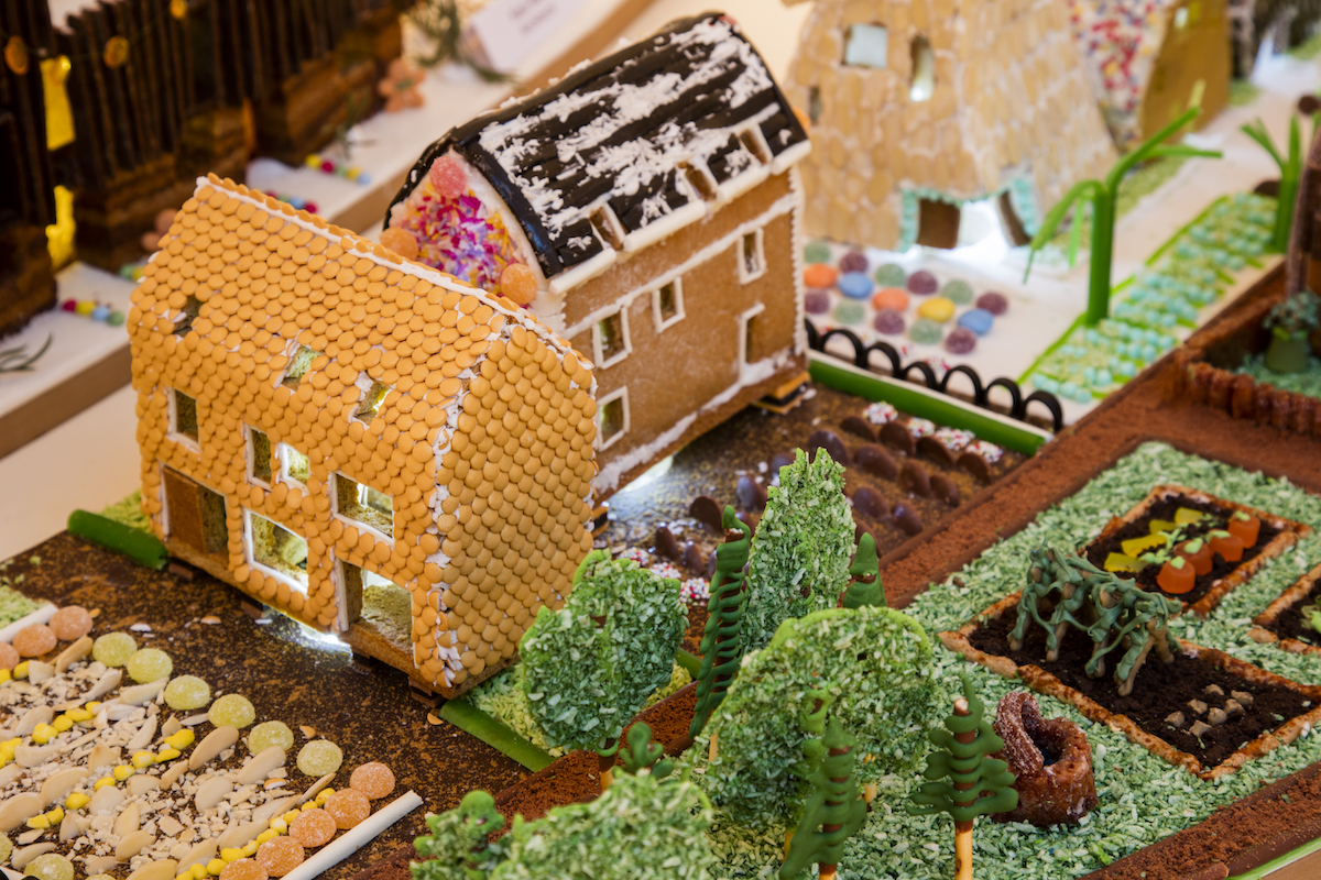 MUSEUM OF ARCHITECTURE – GINGERBREAD CITY 2017 img