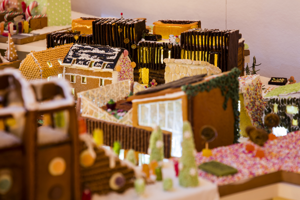 MUSEUM OF ARCHITECTURE – GINGERBREAD CITY 2017 img 1
