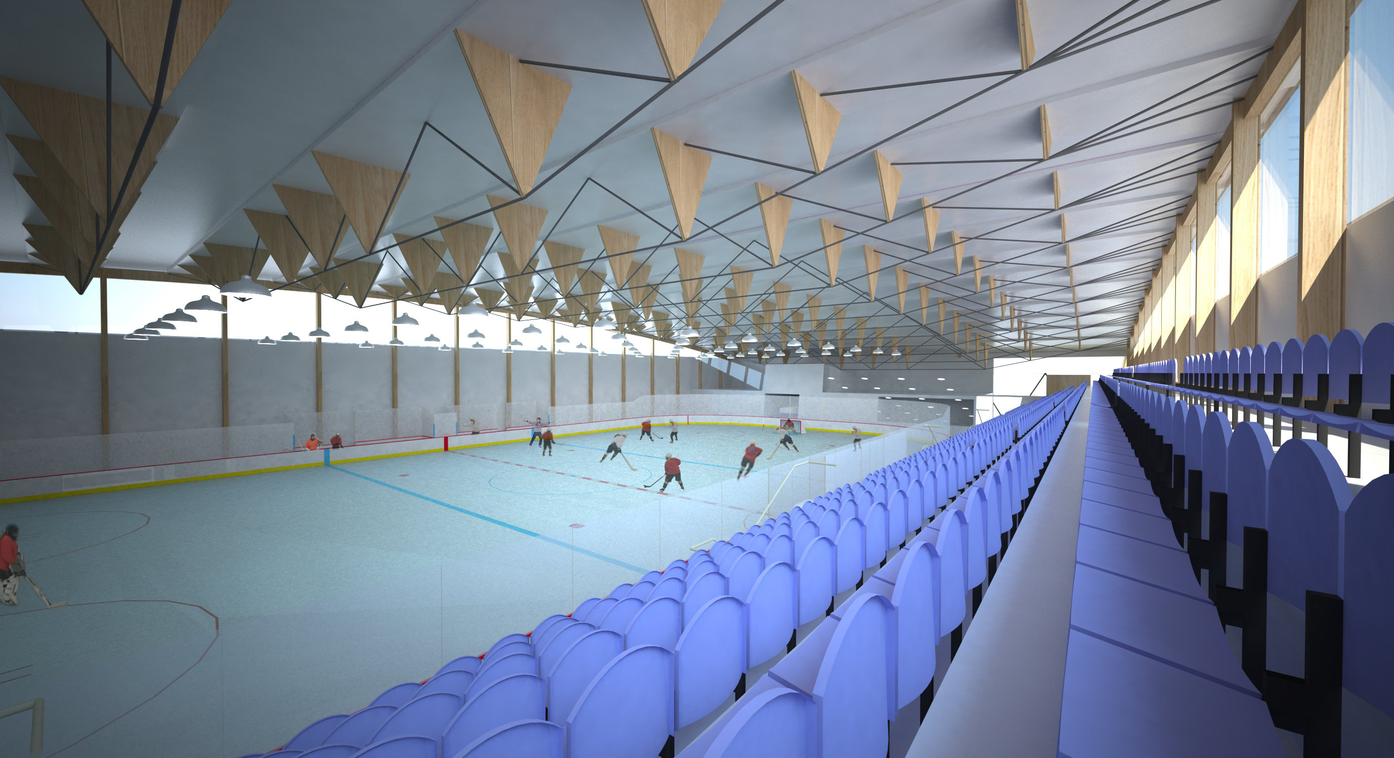 CAMBRIDGE ICE RINK img2