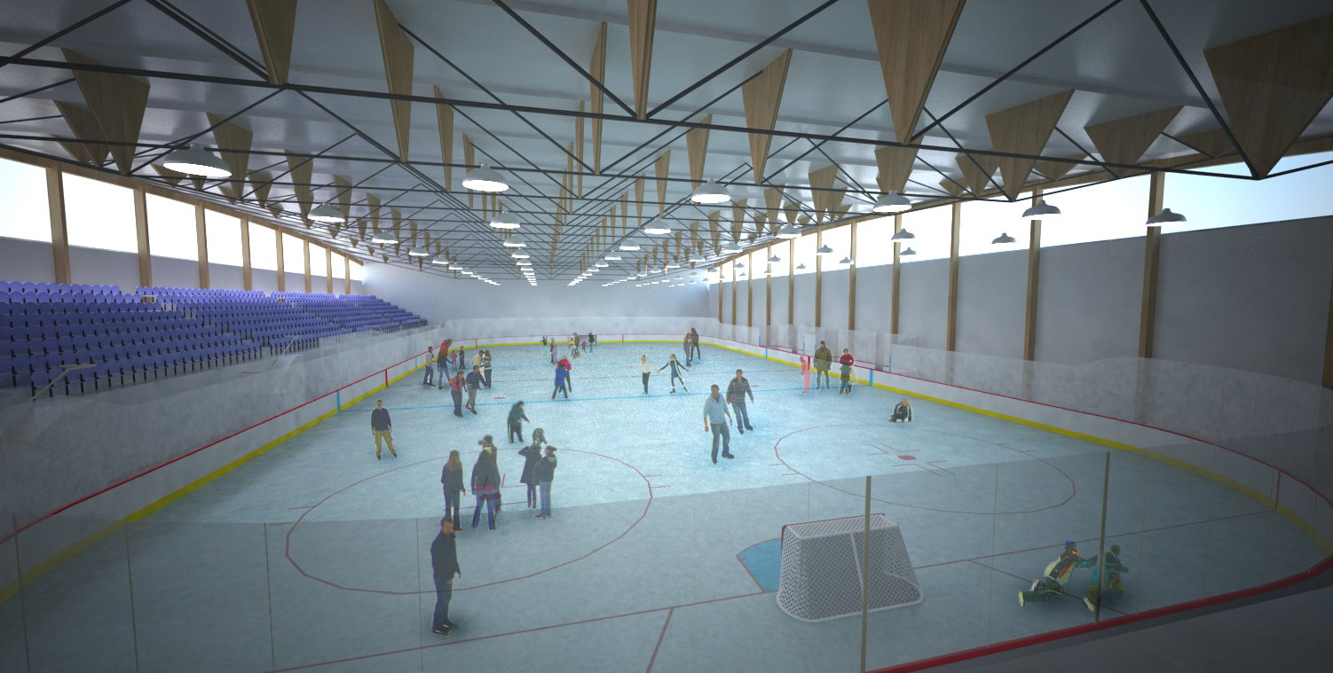 CAMBRIDGE ICE RINK img3