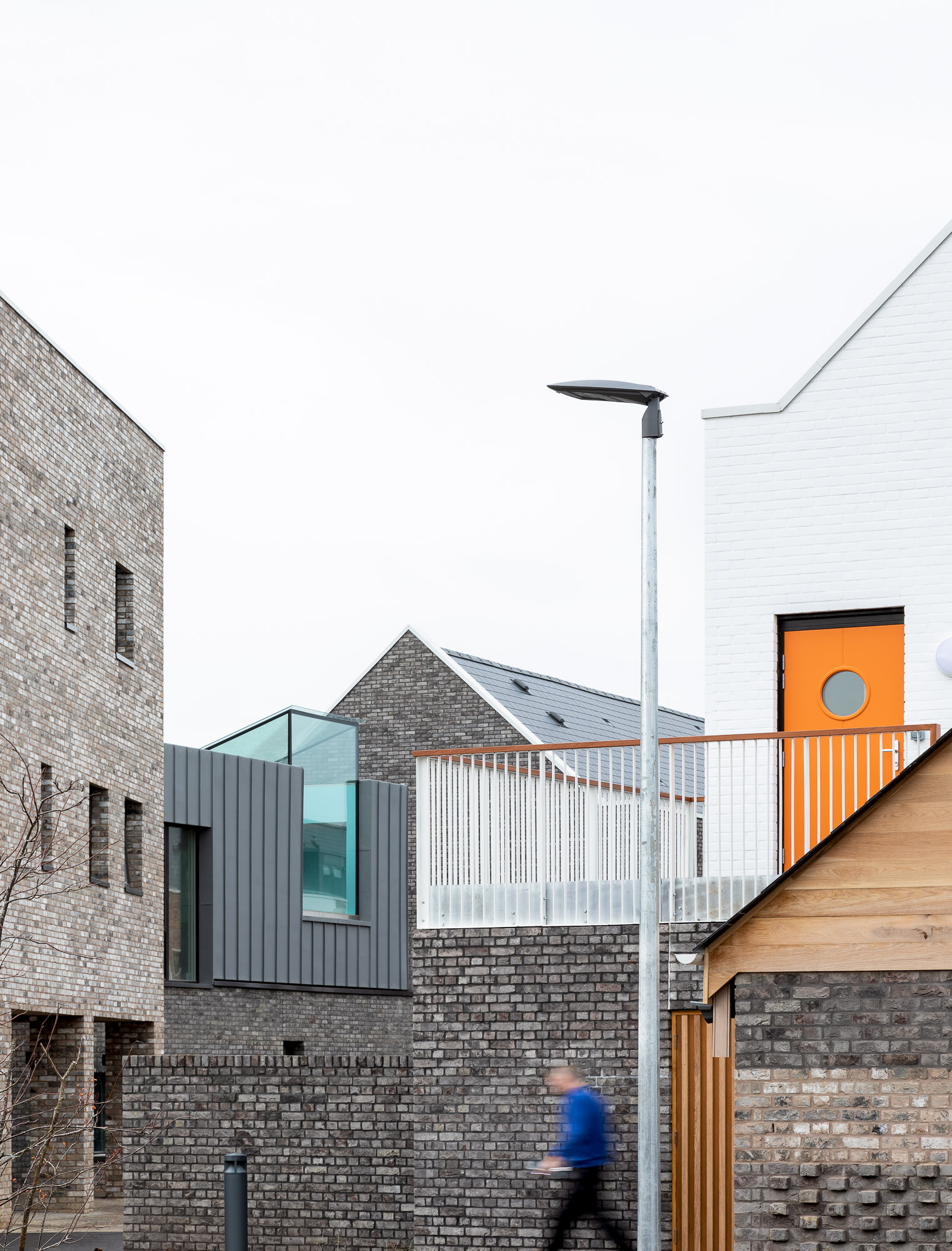 Marmalade Lane Cohousing project by Mole Architects